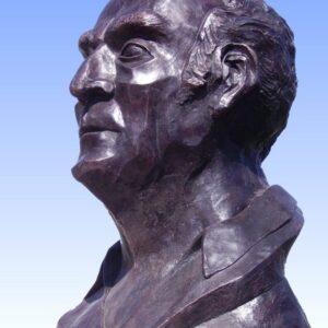 Busto Homenaje a Valero Lecha