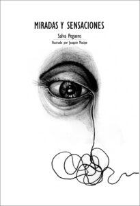 """Portada del libro """"miradas y sensaciones"""""""