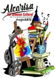 Cartel Semana cultural Alcorisa
