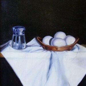 Huevos y sal